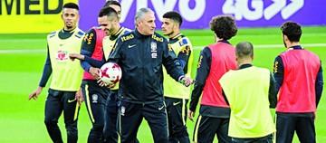 Brasil prepara amistosos