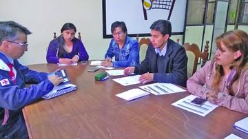 Judejut: Instituciones planifican apoyo y viaje