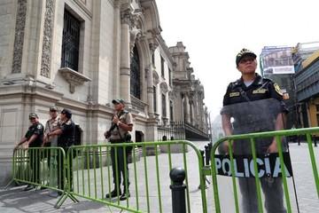 Alerta máxima en la Policía del Perú a nivel nacional