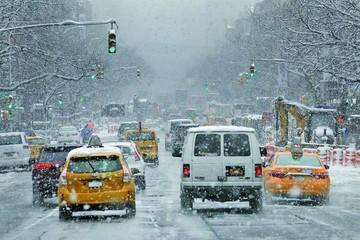 Fuerte tormenta de nieve pone en aprietos a EEUU