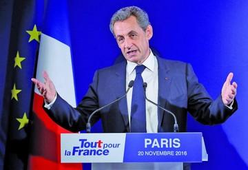 Francia: Justicia imputa a ex presidente Sarkozy