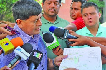 Santa Cruz amenaza con paro cívico por Incahuasi
