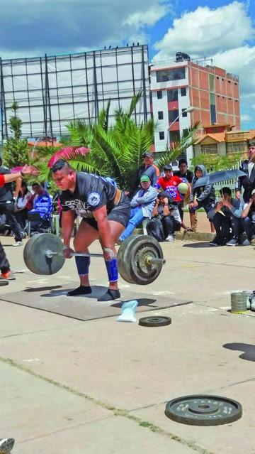 Atletas medirán sus fuerzas