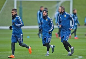 Argentina y Messi evalúan a una  Italia renovada