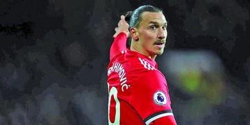 Ibrahimovic deja el United y podría jugar en la MLS