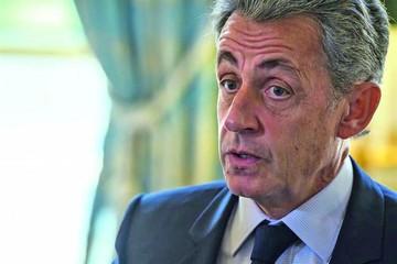 """Sarkozy promete """"limpiar"""" su honor, así lleve años"""