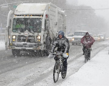 Tormenta de nieve Toby deja cuatro muertos en EEUU