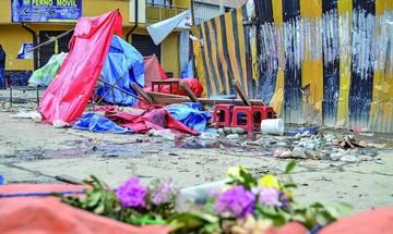 Explosiones: Centran  sospechas en persona cercana a las víctimas