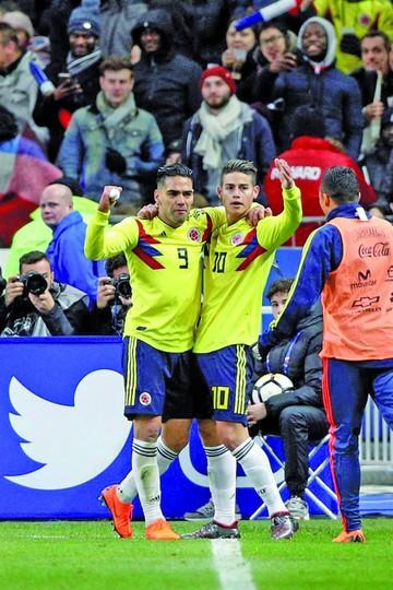Colombia invita a soñar con triunfo épico en Francia