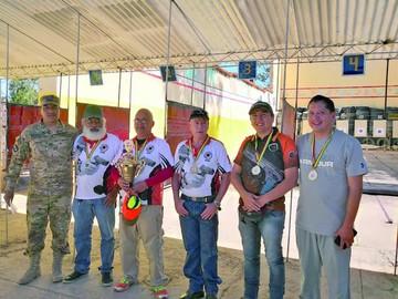 Asociación de Sucre gana Interinstitucional de Tiro