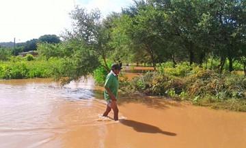Lluvias: Comunidades del  Chaco siguen sin agua