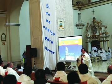 La Arquidiócesis de Sucre lanza su nuevo portal web