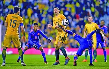 Colombia termina invicta su gira antes del Mundial
