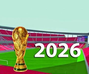 Dos candidaturas para 2026