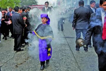 Guatemala comienza tradicional Semana Santa