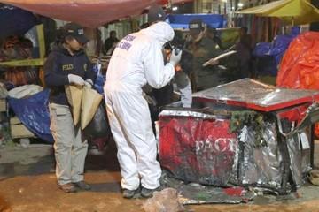 Explosiones: Policía revela más indicios y no pruebas
