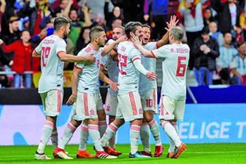 España, invicta en 18 partidos al hilo, se ilusiona