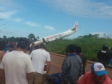 Bandada de aves provoca accidente de una aerolínea
