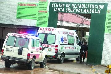 Confirman red de extorsiones desde  penal de Palmasola