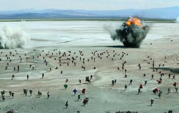 Batalla Canchas Blancas no existió para chilenos