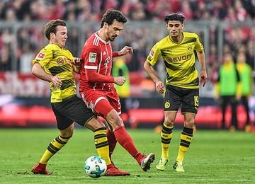 Bayern destroza al Dortmund y acaricia el título