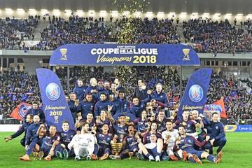 El PSG gana la Liga francesa