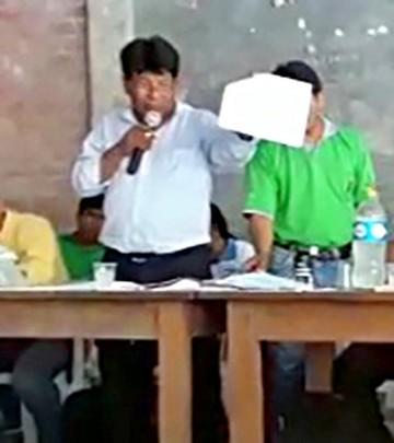 Cabildo: La Asunta pide la renuncia de su Alcalde