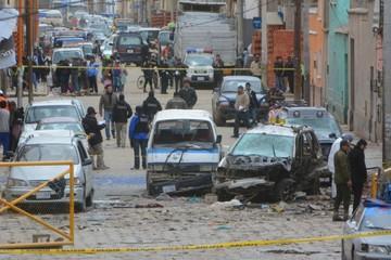 Gobierno: La segunda explosión fue para amedrentar indagación