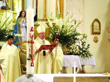 Municipios celebraron la Pascua con misas y ferias