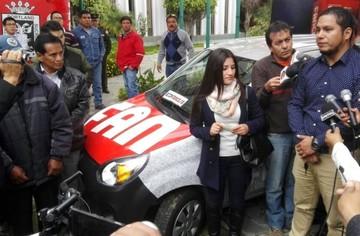 Fancesa entrega uno de sus premios mayores en Sucre