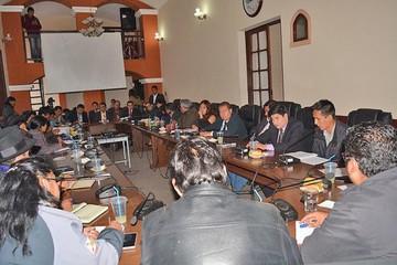 Ratifican licitación de Diseño Final de  Ciudadela judicial