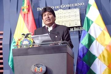 Morales anuncia decreto de amnistía e indulto que beneficiará a casi 3.000 reclusos