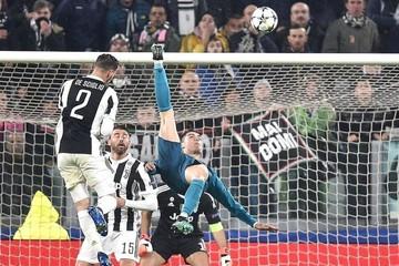 """El Madrid conquista Turín con """"chilena"""" para la leyenda de Cristiano"""