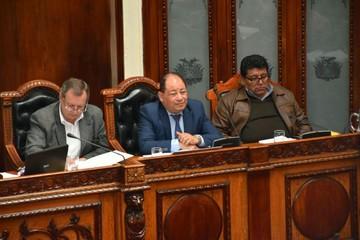 Romero: Armas ingresaron al país en un envío de DHL