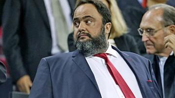 Presidente de Olympiacos toma una decisión insólita