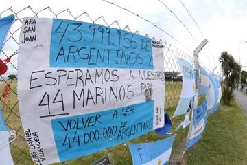 Rusia abandona búsqueda de submarino argentino