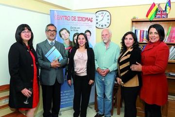 Inauguración de Centro de idiomas Multilingua