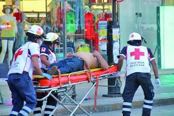México: Ocho muertos durante ataques armados