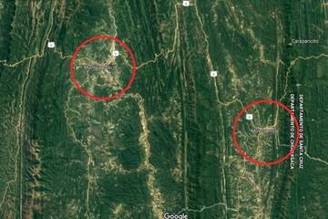 Buscan cuerpo sin vida de persona que fue avizorado entre Monteagudo y Muyupampa