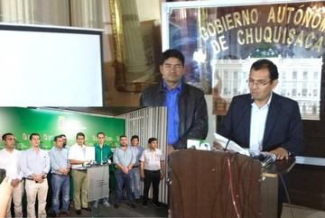 Límites: Ministerio emite resolución y provoca reacciones distintas en Chuquisaca y Santa Cruz