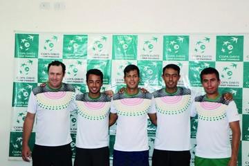 Bolivia se mide con Puerto Rico por la Copa Davis de Tenis