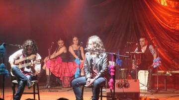 El folclore y el flamengo se fusionan