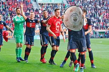 Bayern se corona campeón