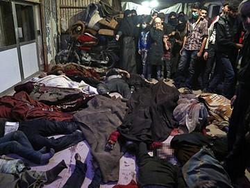 Siria en la mira por ataque químico