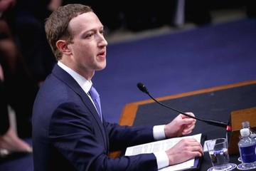 Zuckerberg asume ante el Senado de EEUU toda la culpa por la filtración