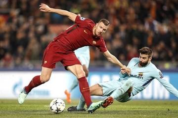 Roma tumba al Barcelona de la Champions con épica remontada