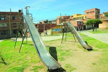 Espacios recreativos para niños requieren atención