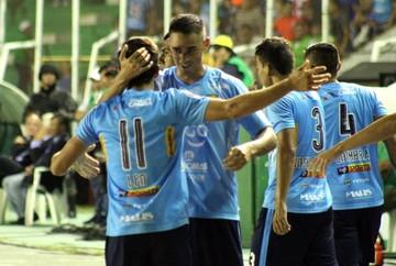 Blooming da el primer golpe al Bahía en la Copa Sudamericana