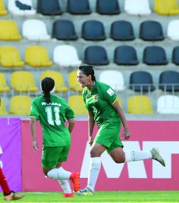 Bolivia logra primer triunfo