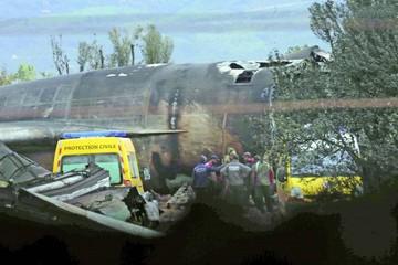 Tragedia aérea en Argelia deja más de 250 muertos